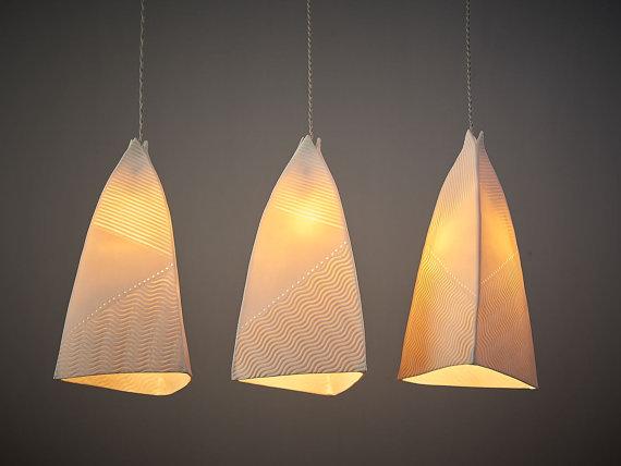 Rachel Nadler ceramic light