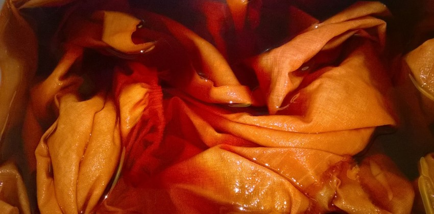 Dyeing with Fibre Reactive Dyes