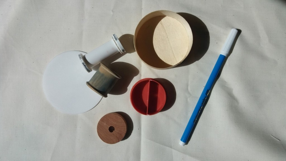 how to make shibori circles (2)