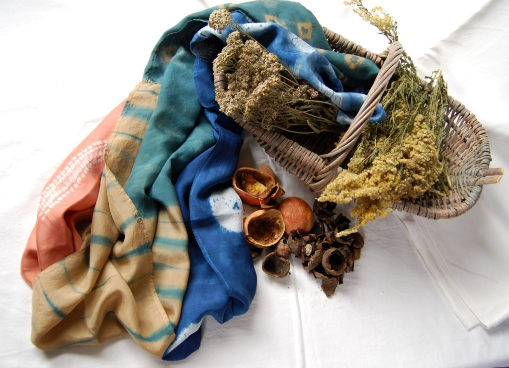 shibori-scarves-and-natural-dyes