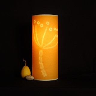 small yellow hogweed lamp (3)
