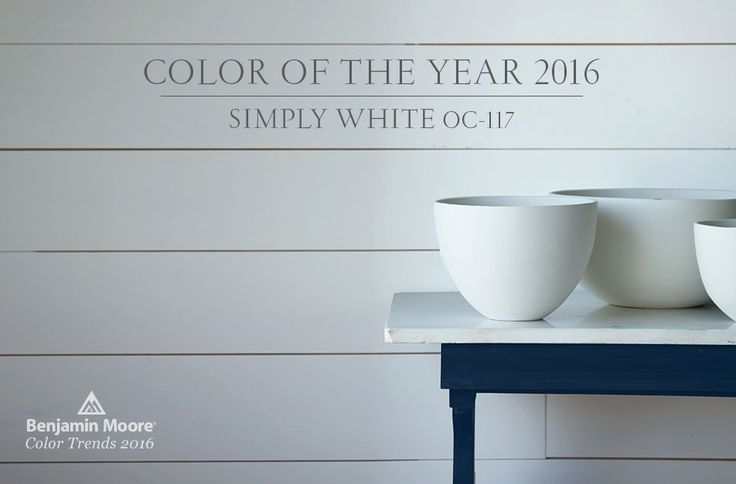 Color of the Year 2016 || Benjamin Moore || Town Lifestyle + Design