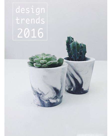 2016 Design Trends + Forecast