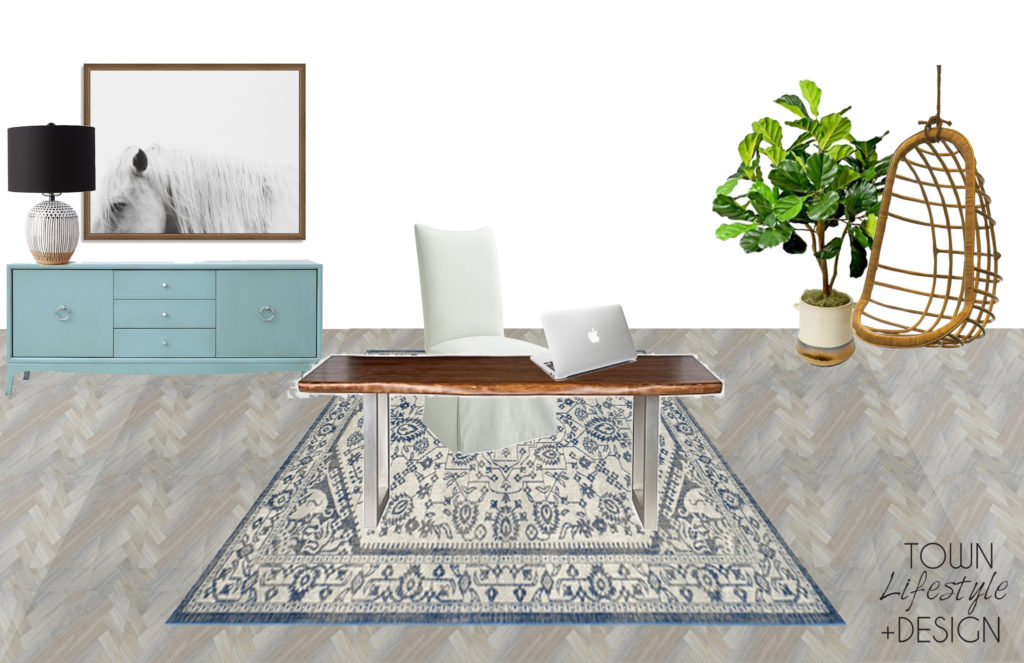Get This Look: #projectecleticfarmhouse