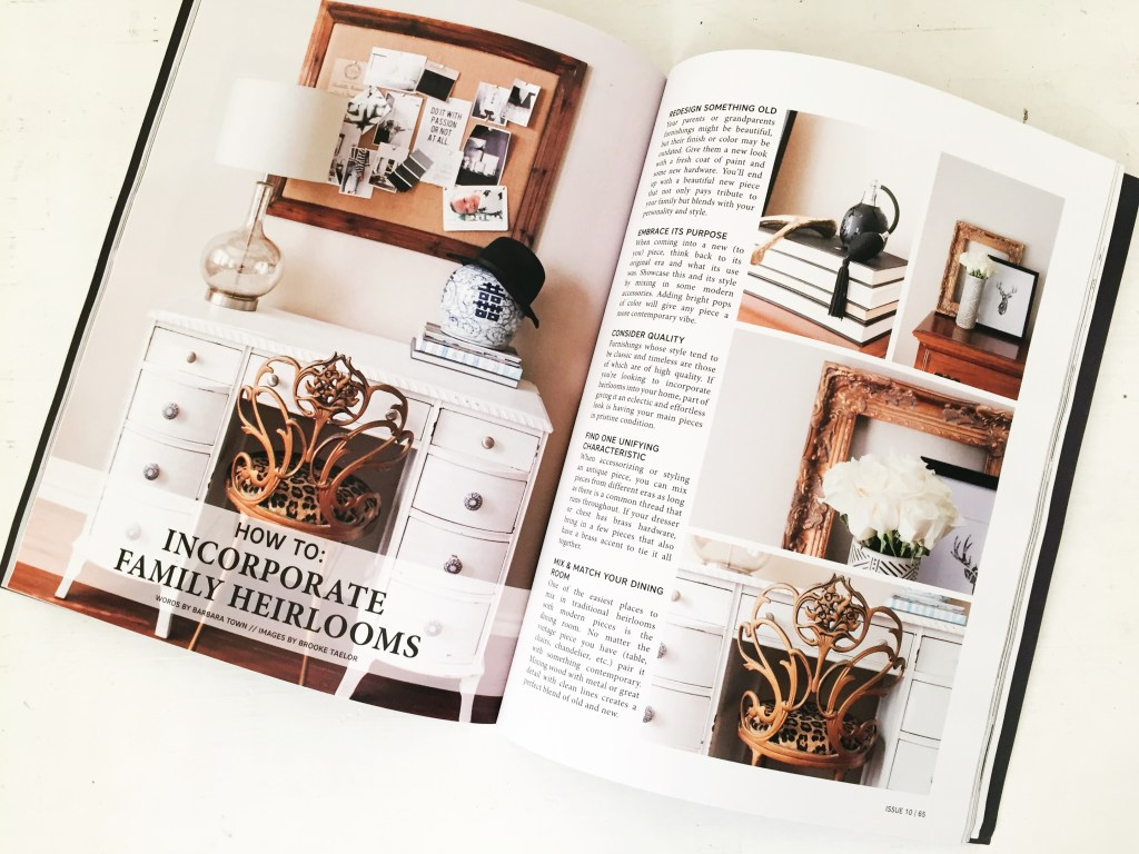 Catch Me in HOLL & LANE || Town Lifestyle + Design || Interior Styling Press