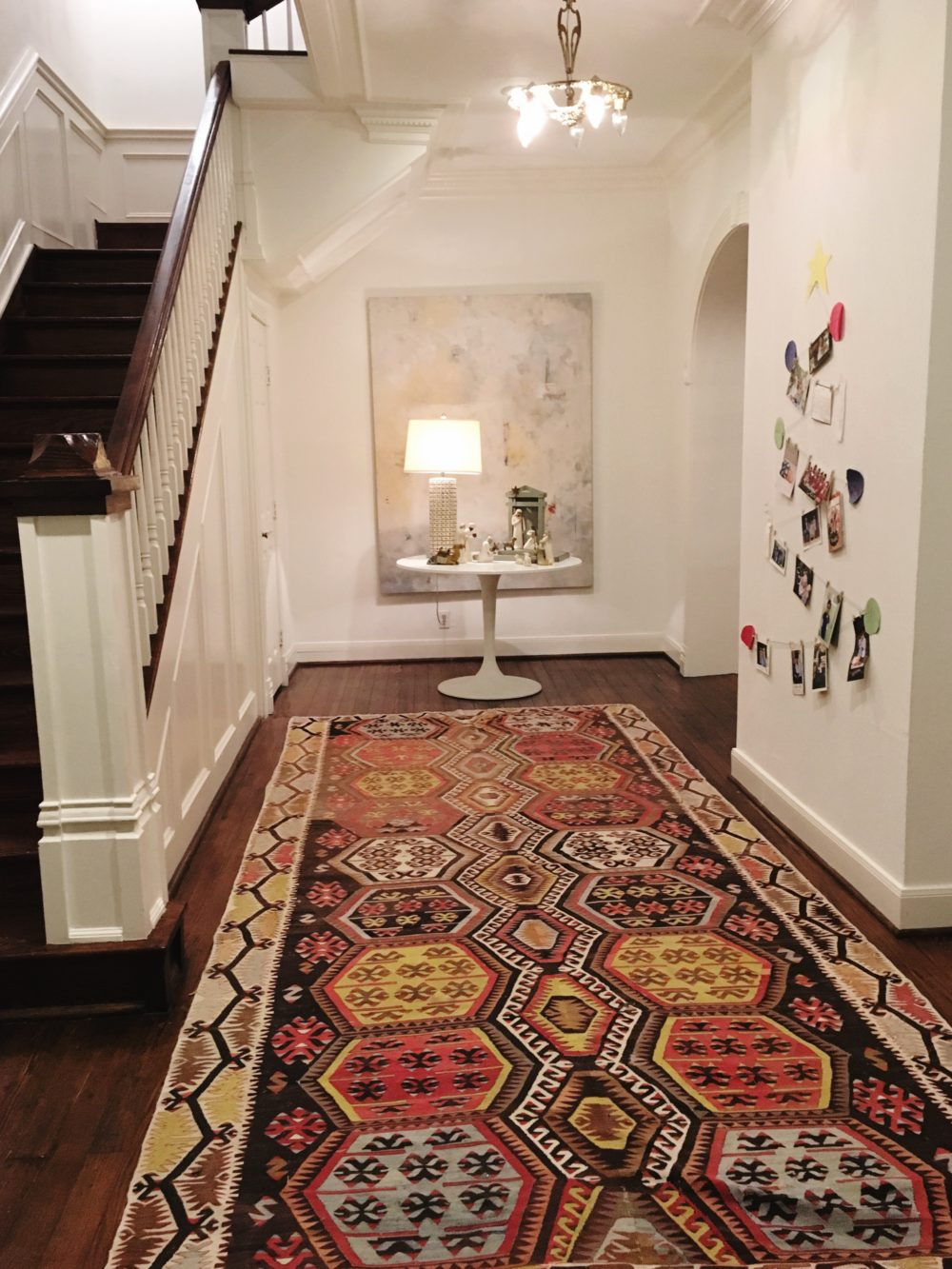 Houston Heights Entryway Before || Town Lifestyle and Design