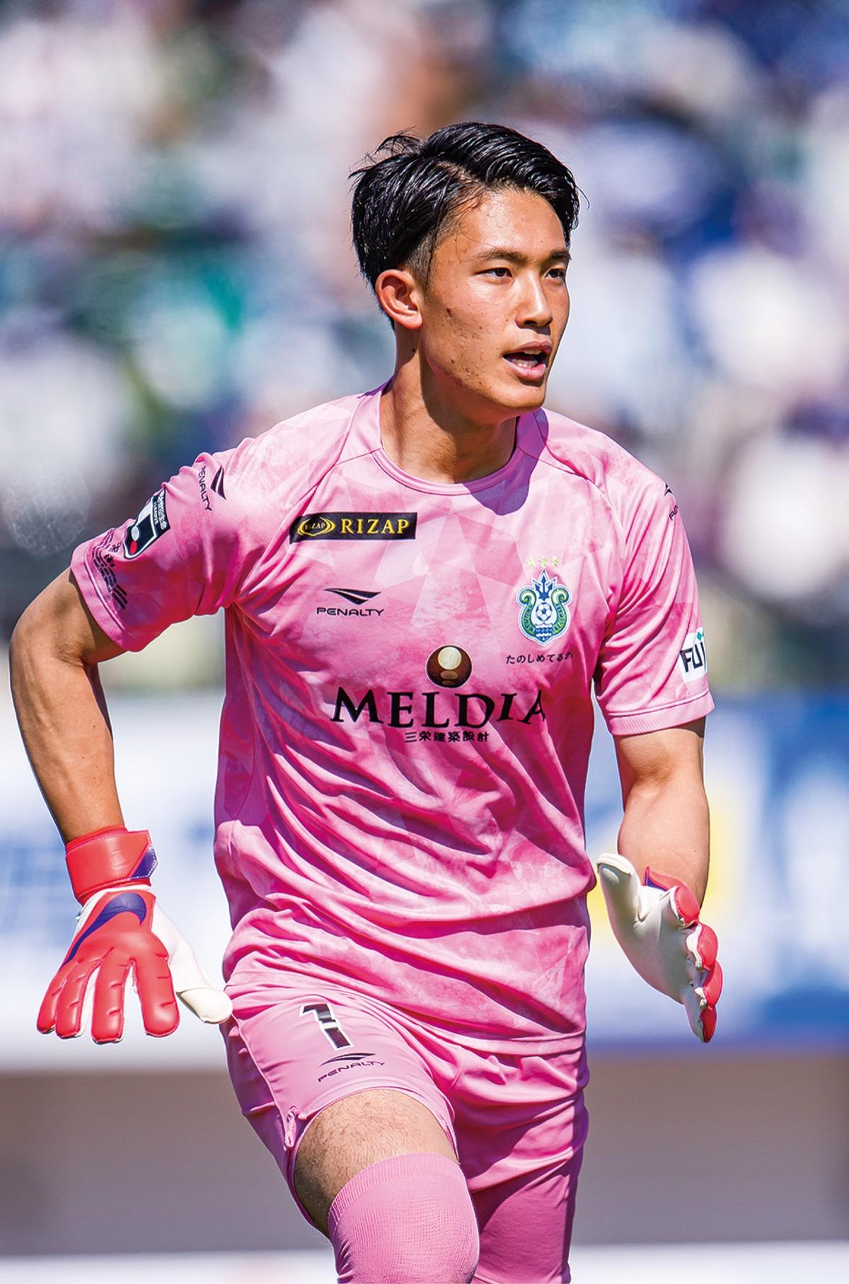 湘南ベルマーレ 谷晃生選手 目標の五輪へ U-24日本代表メンバーに   平塚   タウンニュース