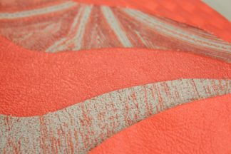 Townsend Leather Pantone Living Coral12