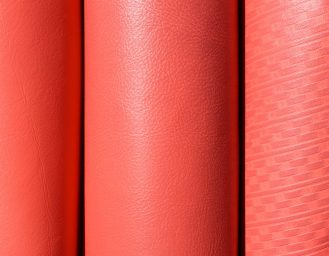 Townsend Leather Pantone Living Coral6