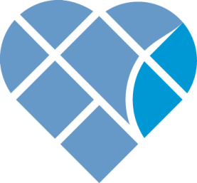 blue townsend heart