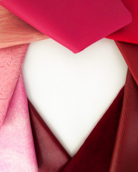 Townsend Leather Heart 2
