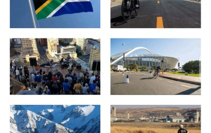 CITIES IN SOUTH AFRICA