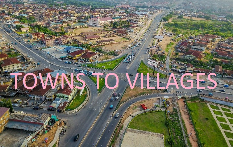 Villages in Osun State. Iyinta. Itegun. Bara. Ilare. Oloki. Apena. Tomoni. Iwata. Isoko. Idigba. Owu. What you need to know about the villages