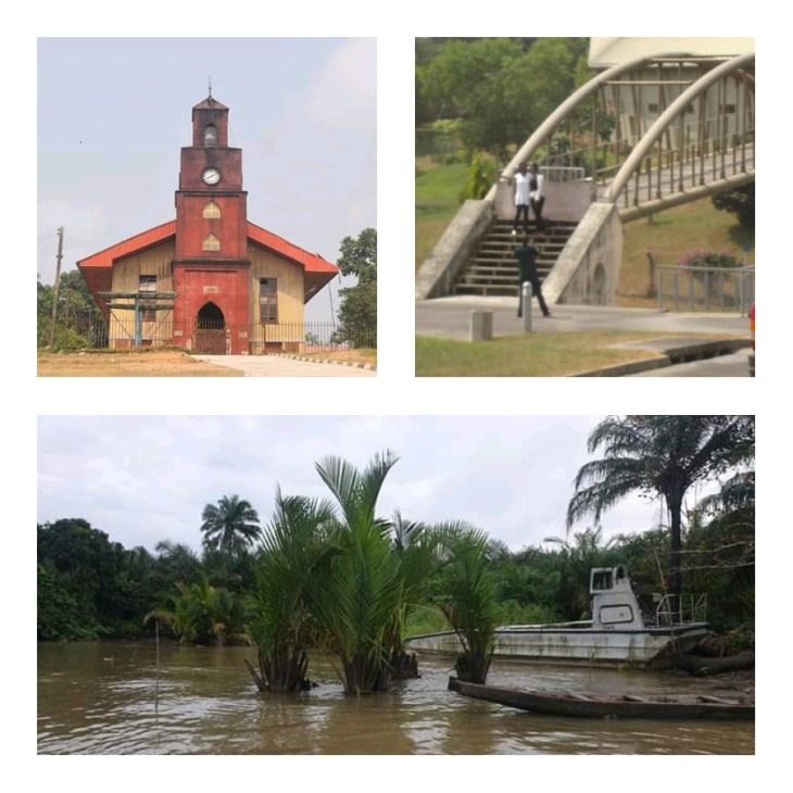 Creek town Calabar