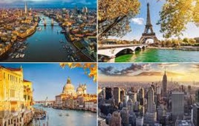10 most beautiful cities