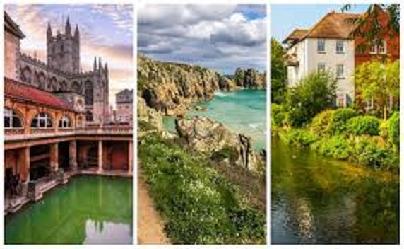 Best towns to visit in england