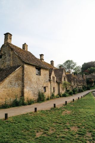 Southern England Towns