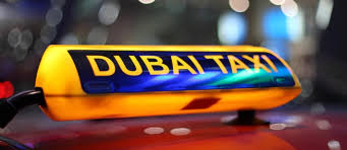 Dubai taxi and prices