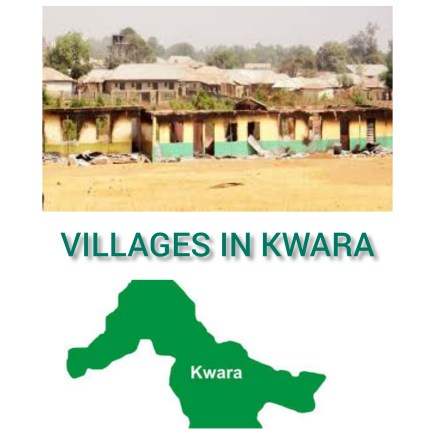 Villages in Kwara state