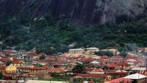 Towns in Ekiti State