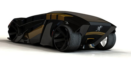 BRB Evolution Folding Car Concept 4