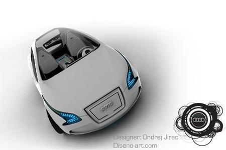 Audi O Concept Car by Ondrej Jirec 4