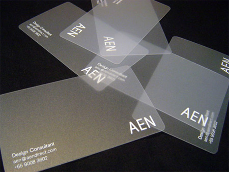 AEN Business Cards