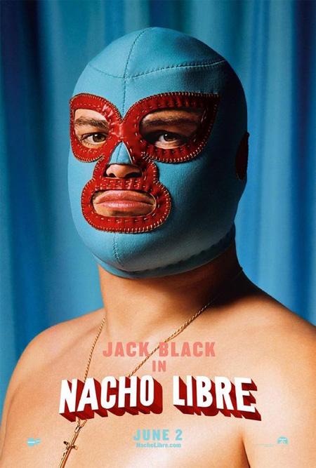 Nacho Libre (2006) Poster