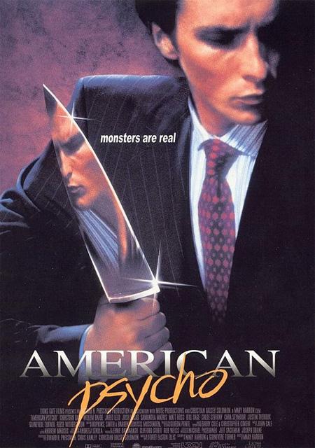 American Psycho (2000) Poster