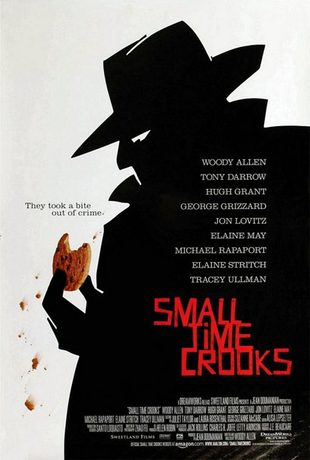 Small Time Crooks (2000) Poster