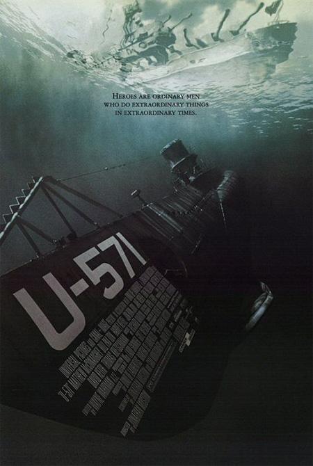 U-571 (2000) Poster