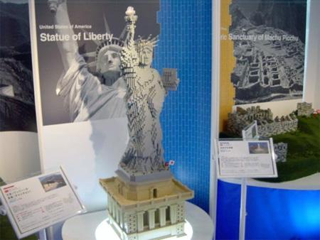 LEGO Famous Architecture 10