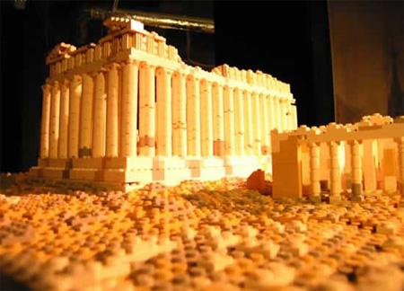 LEGO Famous Architecture 3