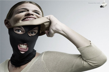 Clever Unmask the Truth Advertisements 4