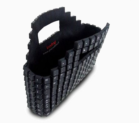 Creative Keyboard Bags by João Sabino 8