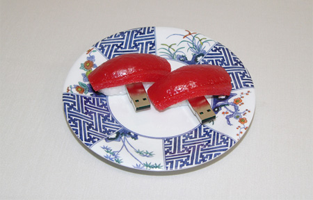 Realistic Sushi USB Flash Drives 6