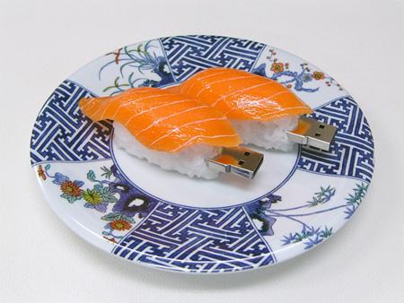Realistic Sushi USB Flash Drives 7