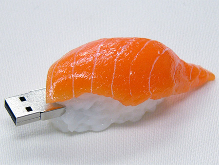 Realistic Sushi USB Flash Drives 8