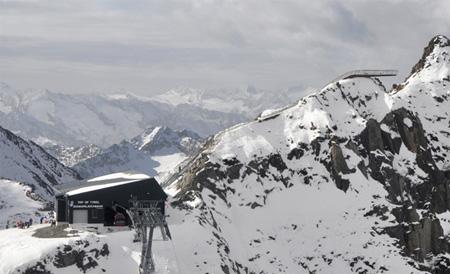 Breathtaking Viewing Platform in Austria 3