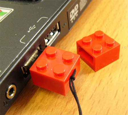 LEGO Brick USB Flash Drive