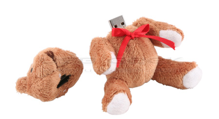 Teddy Bear USB Flash Drive 2