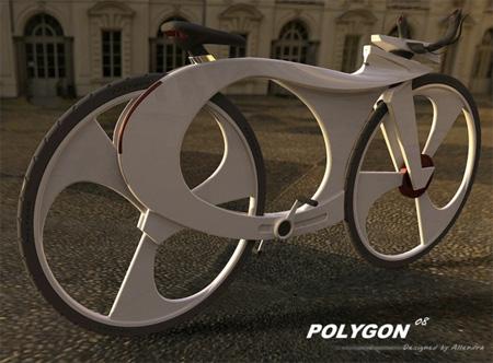 Polygon Bike Concept