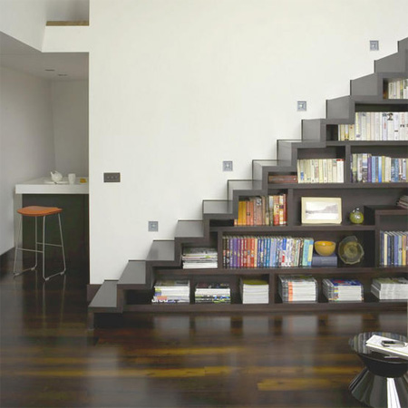 Storage Stairs Ideas