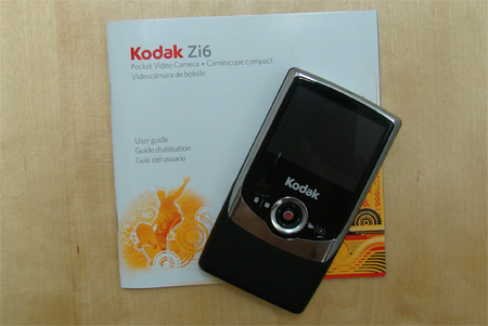 Kodak Zi6 Pocket Video Camera Review WwW.Clickherecoolstuff.blogspot.com