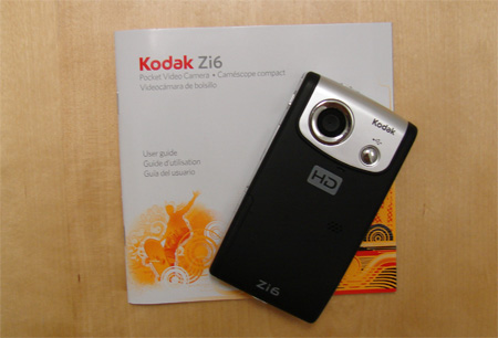 Kodak Zi6 Pocket Video Camera Review WwW.Clickherecoolstuff.blogspot.com 7