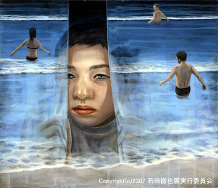 Incredible Paintings by Tetsuya Ishida WwW.Clickherecoolstuff.blogspot.com10