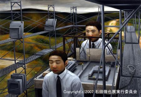 Incredible Paintings by Tetsuya Ishida WwW.Clickherecoolstuff.blogspot.com25