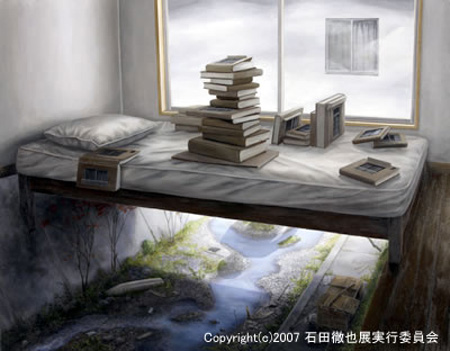 Incredible Paintings by Tetsuya Ishida WwW.Clickherecoolstuff.blogspot.com3