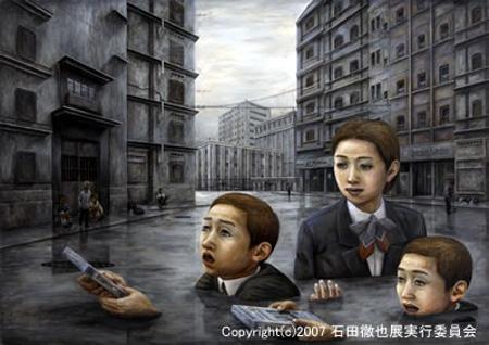 Incredible Paintings by Tetsuya Ishida WwW.Clickherecoolstuff.blogspot.com36