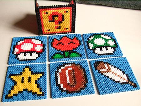 Nintendo Mario Coasters